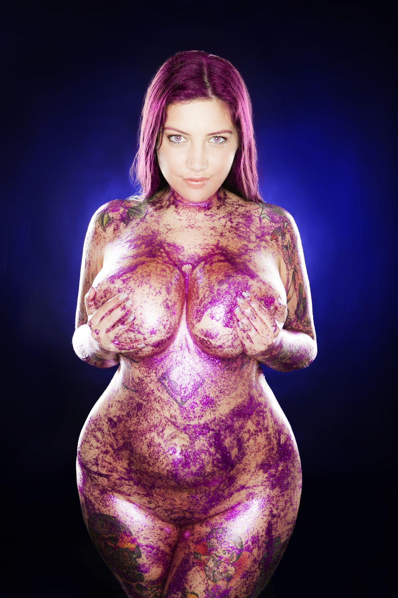 big boob at work