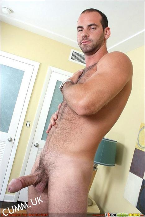 booty short naked selfshot